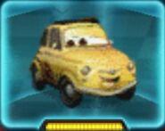 Luigi Cars 2 Icon