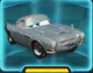 Finn McMissile Cars 2 Icon