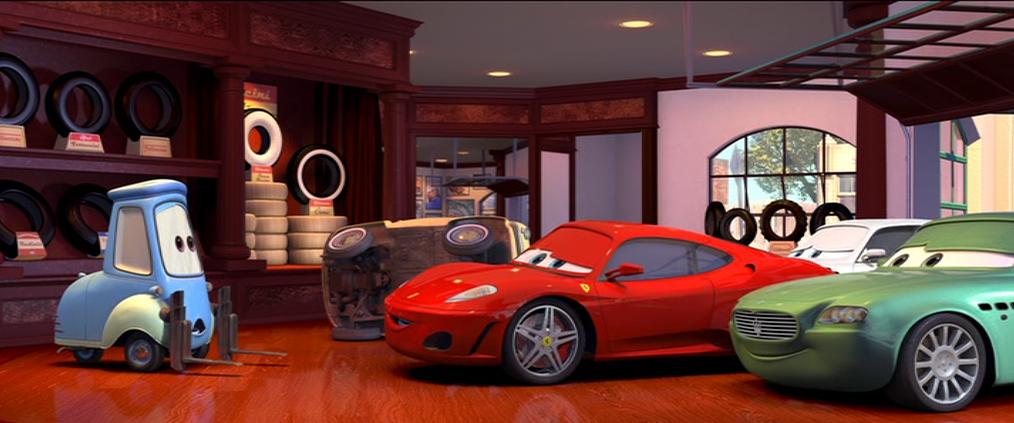 Michael Schumacher World Of Cars Wiki Fandom