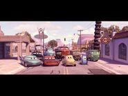 Cars- Our Town (EU Portuguese)