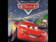 Cars video game - Tailfin Pass