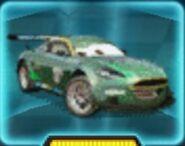 Nigel Gearsley Cars 2 Icon