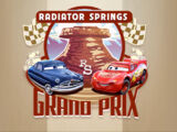 Radiator Springs Grand Prix (Cars: The Video Game)