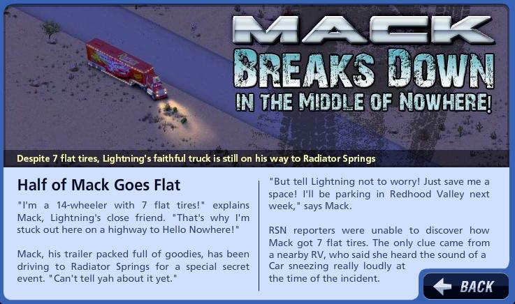 Mack's Holiday Bash ('N' Crash)