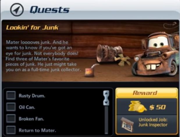 Lookin' for Junk