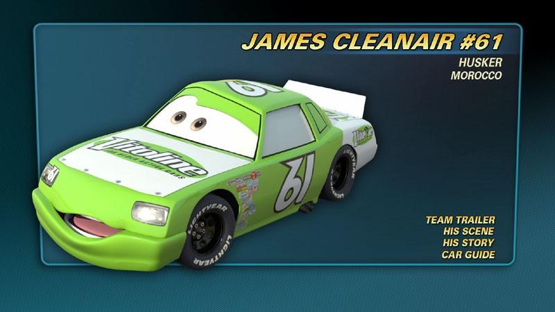 James Cleanair