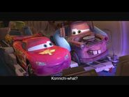 Cars 2- Air Travel - Tokyo, Japan (Subs Included)