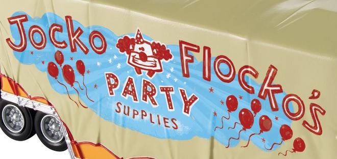 Jocko Flocko's Party Supplies