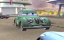 Fletcher in the Cars Video Game