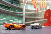 Cars 3 Lightning McQueen with Sterling