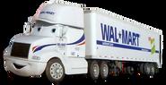 Wally, the walmart hauler