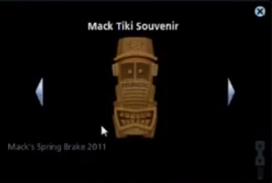 Mack Tiki Souvenir