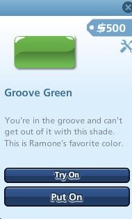 Groove Green