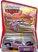 Boost world of cars single