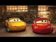 Cars 3 Alamo Promo Ad