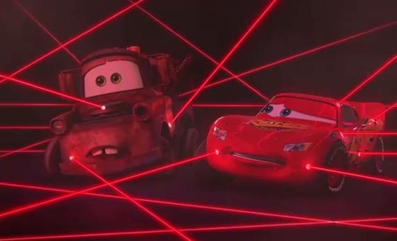 Cars 2 2010 Teaser Trailer