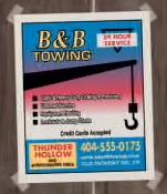 B&B Towing