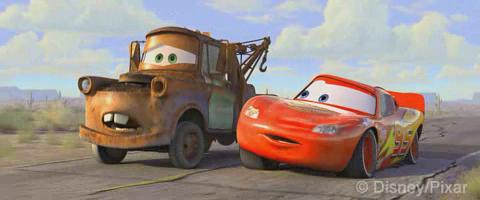 Cars 2005 Teaser Trailer