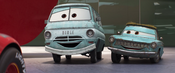Dusty and Rusty - Cars 3