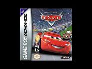 Disney Cars GBA Soundtrack - Track 01