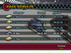 Proof - McCoy gets third place in Story Mode.PNG
