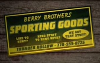 Berry Brothers' Sporting Goods