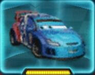 Raoul ÇaRoule Cars 2 Icon