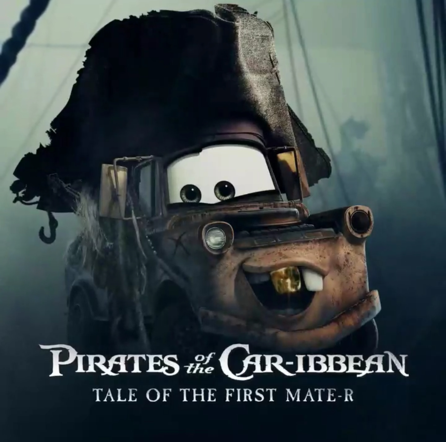 Pirates of the Car-ibbean: Tale of the First Mate-R
