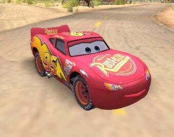 Lightning Mcqueen World Of Cars Wiki Fandom