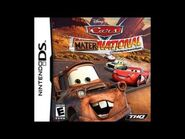 Cars Mater-National Championship (DS) Music - Main Street