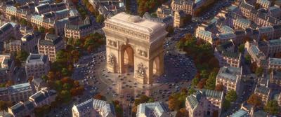 Arc de triomphe paris.png
