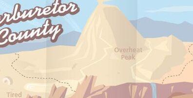 Overheat Peak
