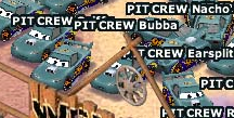Bubba (Pit Crew member)