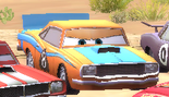 Barry Cars video game