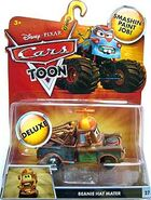 Beanie hat mater cars toon megasize