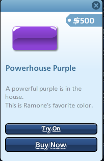 Powerhouse Purple