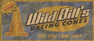 Wild Bill's Racing Cones