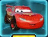 Lightning McQueen Cars 2 Icon