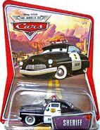 Sheriff world of cars