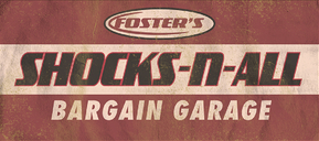 Foster's Shocks-N-All