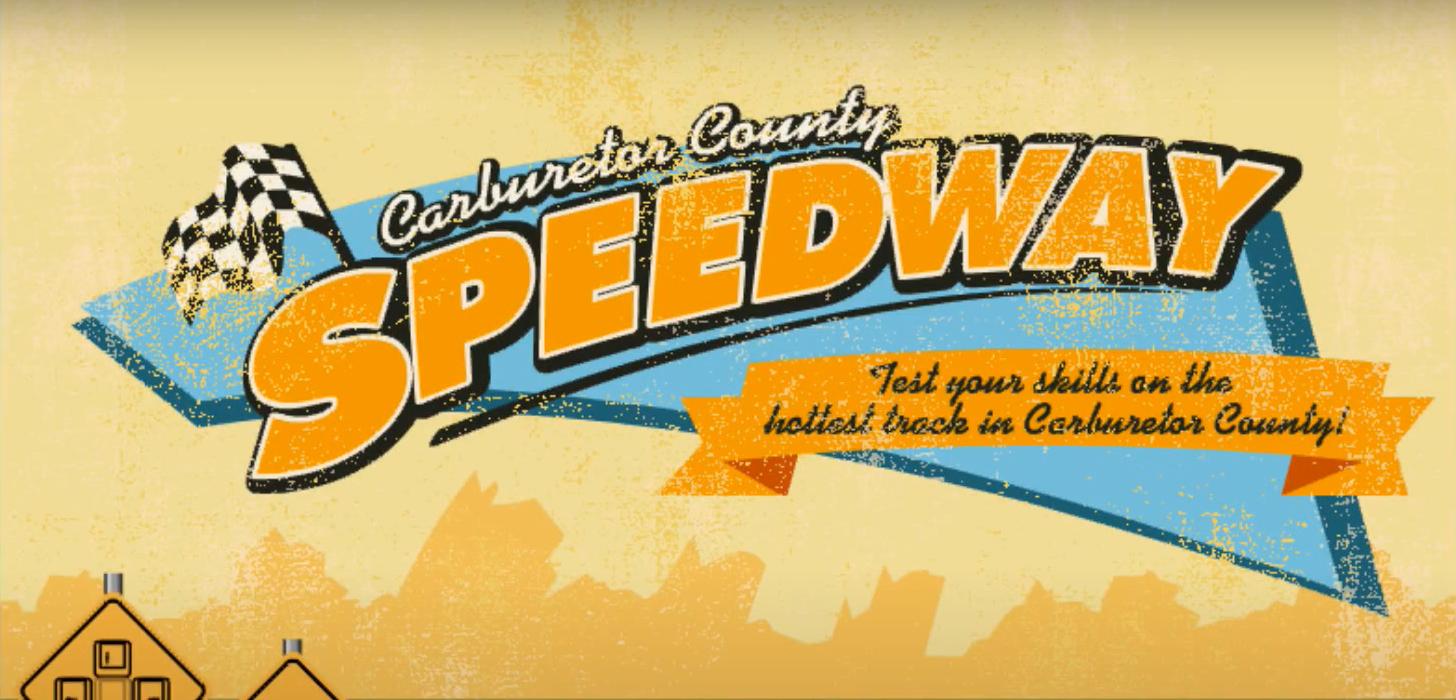 Carburetor County Speedway