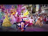 "Disneyland Paris 20th Anniversary TV Spot (English) 30"""