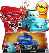 Yojimbo cars toon single (Cars Toys Wiki image)