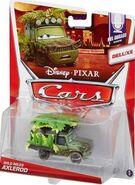 Free Ongkir - CARS421 Disney Cars Wild Miles Axlerod Deluxe Die Cast