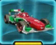 Francesco Bernoulli Cars 2 Icon