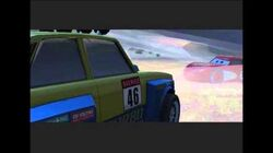 Cars Mater-National Championship - Cutscene 10