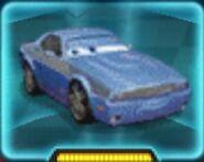 """Rod """"Torque"""" Redline Cars 2 Icon"""