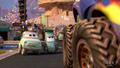 Pixar Post - Radiator Springs 500 and a half - Luigi and Guido