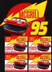 Lightning McGrill