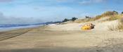 Ramirez Stuck In Sand